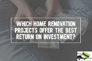 Home Renovation Project Offer Return on Investment