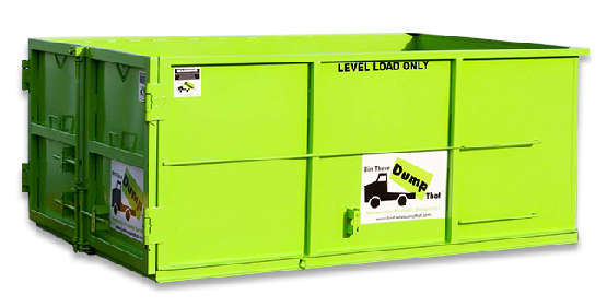 Your Super-Fast, 5-Star, Residential Friendly Dumpsters for South Denver