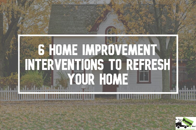 Home Improvement Interventions Refresh Your Home